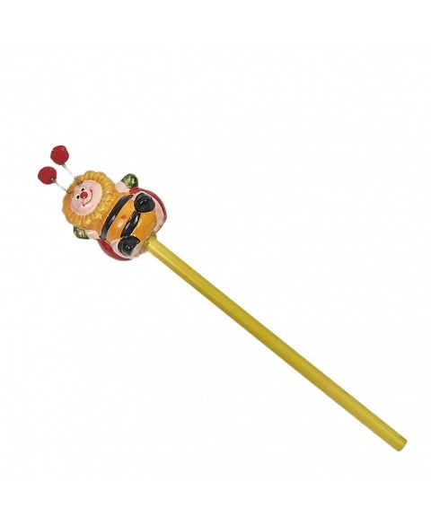 Creion cu gargarita