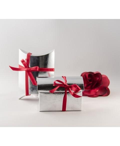 Marturie cutiuta argintiu sidef -Cofanetto