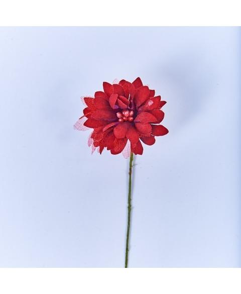 Buchet flori decorative -Dalie Rosie