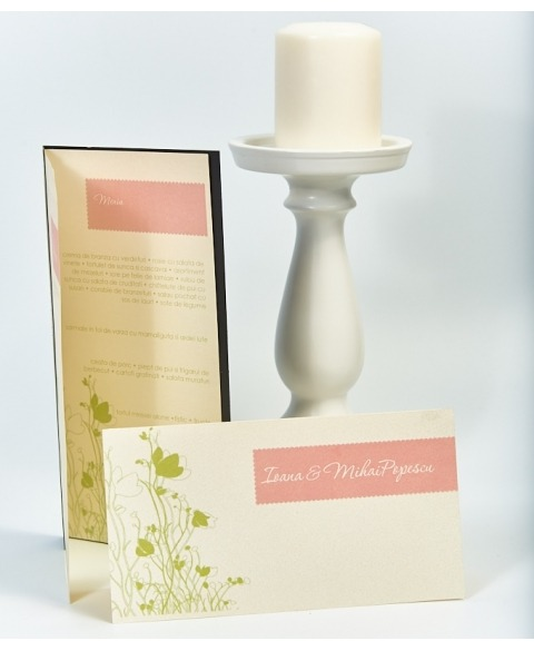 Pachet casatorie -Flori de gradina