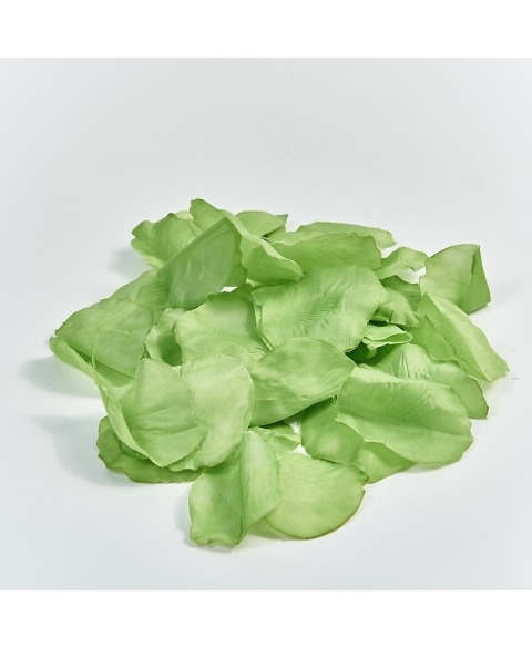 Petale decorative verzi