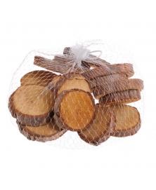 Felii de lemn rotunde