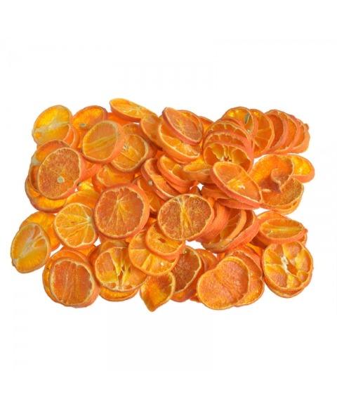 Mandarine felii uscate