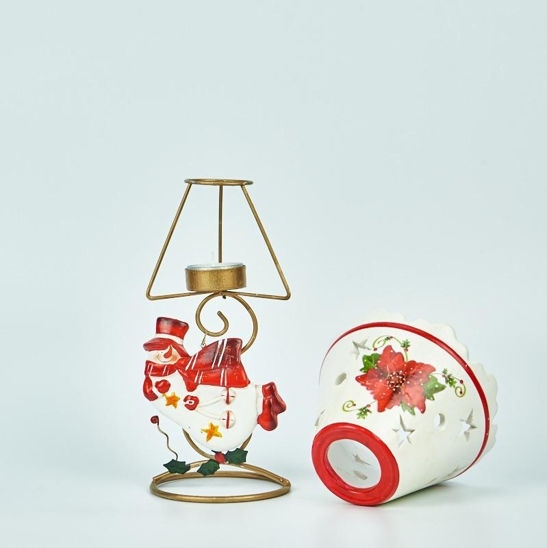 Decoratiune ceramica veioza