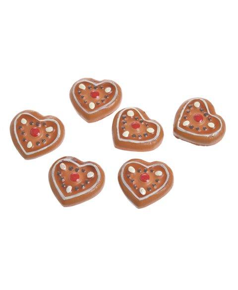 Inimioare ceramice adezive -turta dulce