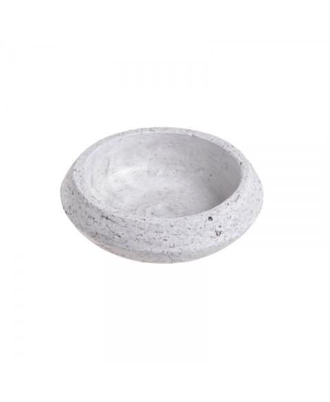 Vas ceramic aspect piatra