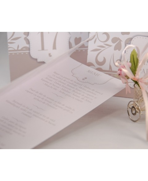 Pachet casatorie -Amore Olive Grey