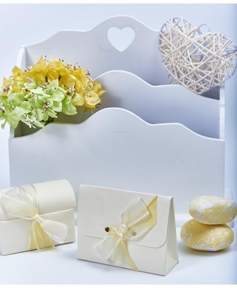 Marturie cutiuta ivory -Pochette