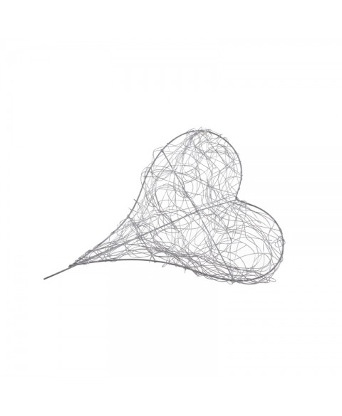 Structura buchet tip inima-20