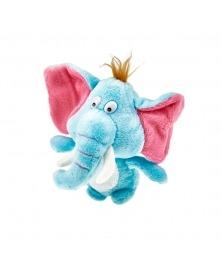 Jucarie plus elefant roz