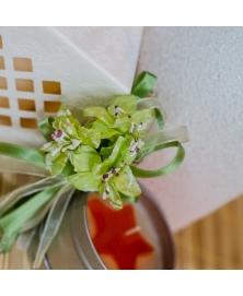 Flori piept -Flori verzi