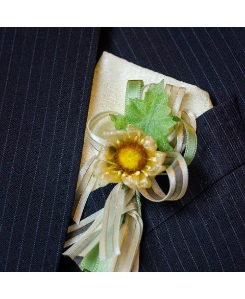 Flori piept -Floarea soarelui