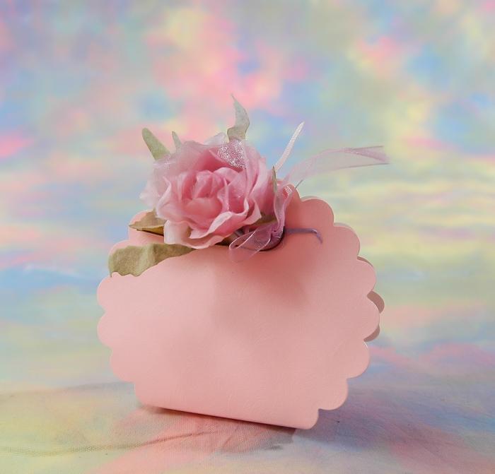 Marturie cutiuta roz -Borsa Rotonda