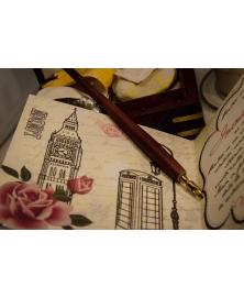 Invitatie vintage tema Londra